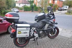 011 Yamaha XT1200 Z Super Tenere+Luggage+Tuned +Touring extras