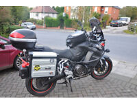 011 Yamaha XT1200 Z Super Tenere+Luggage+Tuned +Touring extras