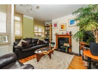 This spacious two double bedroom flat with balcony to let in Crystal Palace on Church Road