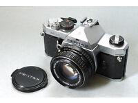 pentax mx 35mm manual film camera k1000 analog student lomo lomography