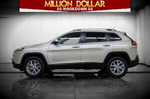 2014 Jeep Cherokee North 4x4