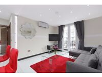 SHORT OR LONG LET TWO BEDROOM APARTMENT LUXURY HYDE PARK FURNISHED