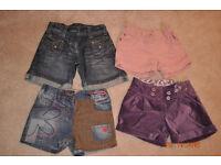 2-3 yr old girl shorts