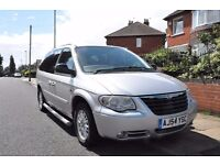 Chrysler grand voyager 2.8 crd auto 2005