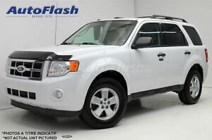 2012 Ford Escape XLT/Limited 4WD/4X4 V6*Cuir/Leather*Toit/Sunroo
