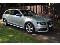 Audi A4 Estate S line Special edition Diesel