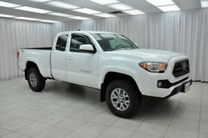 2018 Toyota Tacoma SR5 4x4 ACCESS CAB WITH ONLY 7500KMS!