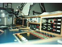 Radio Presenter - Weekly 2 hour show, fantastic opportunity to gain experience an do something great
