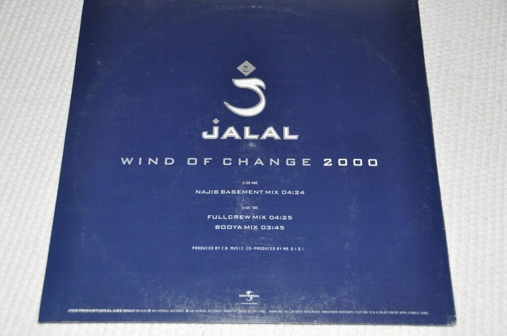 Jalal - Wind Of Change 2000