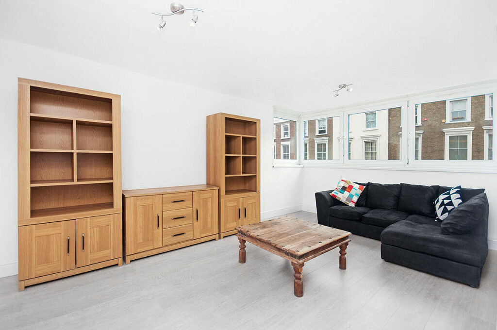 # Newly Renovated 1 Bedroom Flat in W2!