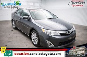 2014 Toyota Camry XLE * * PACK ELECTRIQUE * CUIR * TOIT * MAGS