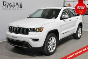 2017 Jeep Grand Cherokee LIMITED**TOIT**20 POUCES**