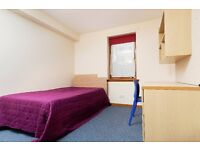 ROOMS FOR LET: Double bedrooms available NOW in Fountainbridge with WiFi - NO FEES!