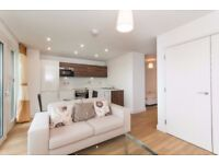 Modern Studio Suite in Bow, E3, Concierge, Gym, Private Balcony, close to the Station- VZ