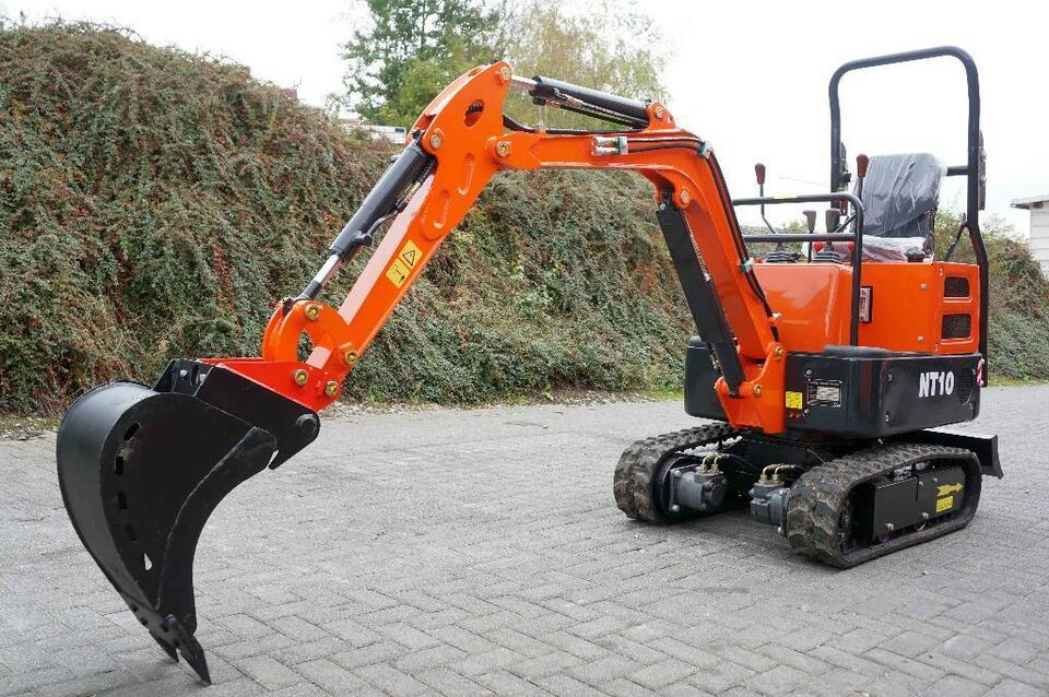 Minibagger Microbagger Nante NT10 MS01 Schnellw. * 8.599,- € in Waldbröl