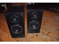 vintage Speakers NAD 802