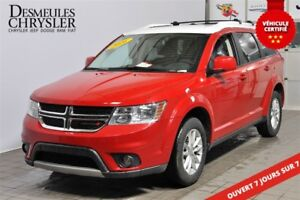 2016 Dodge Journey SXT**SI. CHAUFF.**7 PASS.**