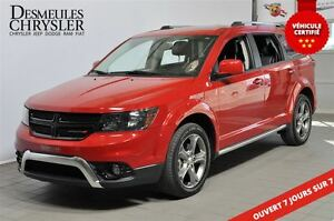 2016 Dodge Journey CROSSROAD**NAVI**TOIT**CUIR