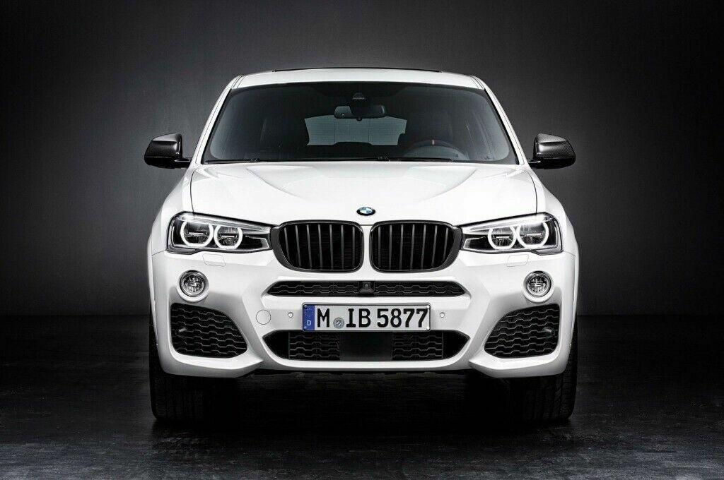 BRAND NEW 2015 - 2017 BMW X4 M SPORT M PERFORMANCE F26 ...