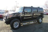 2006 Hummer H2 TOIT OUVRANT - BLUETOOTH - MAGS 17'' - HA