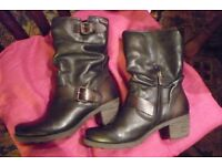 Pikolinos Ankle Boots size 36 (4)