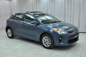 2018 Kia Rio EX 5DR HATCH w/ BLUETOOTH, CLIMATE CONTROL, HEATED