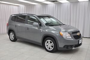 2012 Chevrolet Orlando WOW! WOW! WOW! LT ECO 7PASS 5DR HATCH w/
