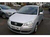 Volkswagen Polo S 5dr (silver) 2006