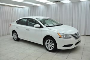 2015 Nissan Sentra 1.8SV PURE DRIVE SEDAN w/ BLUETOOTH, HEATED S