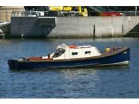 Ranger belfast 1923 boat restoration project