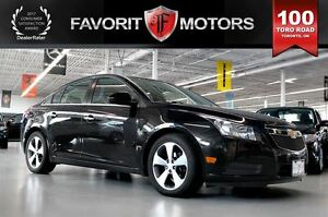 2011 Chevrolet Cruze LTZ Turbo | LTHR | MOONROOF | REAR SENSORS