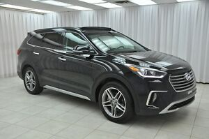 2017 Hyundai Santa Fe XL LIMITED 7PASS AWD SUV w/ BLUETOOTH, NAV