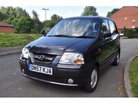 Hyundai AMICA, 1.0l petrol, 4 dr, *LOW MILEAGE* *2-KEYS* *2 OWNERS*