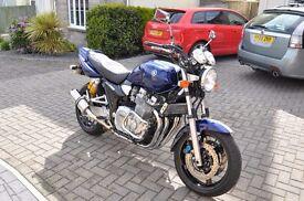 2006 Yamaha XJR1300SP