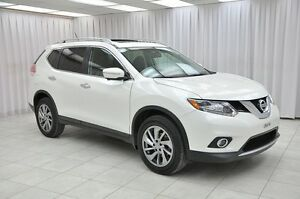 2015 Nissan Rogue 2.5SL PURE DRIVE AWD SUV w/ BLUETOOTH, NAVIGAT