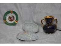 3 Ornaments of Limoges Very Good condition