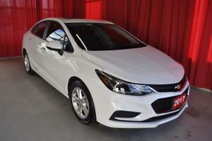 2017 Chevrolet Cruze LT True North Edition with Sunroof!