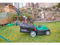 QUALCAST LAWNMOWER -S O L D- STRIMER £10 STILL FOR SALE