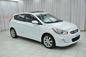 2014 Hyundai Accent GLS 6SPD 5DR HATCH w/ BLUETOOTH, HEATED SEAT