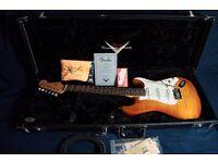2015 Fender Custom Shop American Custom Stratocaster