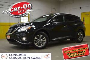 2015 Nissan Murano SL AWD LEATHER NAV PANO ROOF LOADED