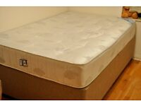 Small double mattress 120cm x 90cm - used 1 month