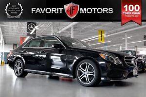 2014 Mercedes-Benz E-Class E300 4MATIC | BSM | 360° CAM | NAV |