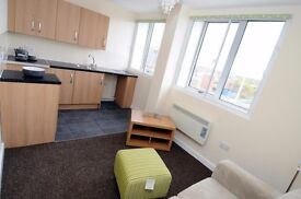 1 Bedroom Flat for Rent at Crown House, Middlesbrough