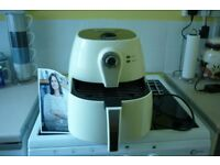 air fryer used onces cream