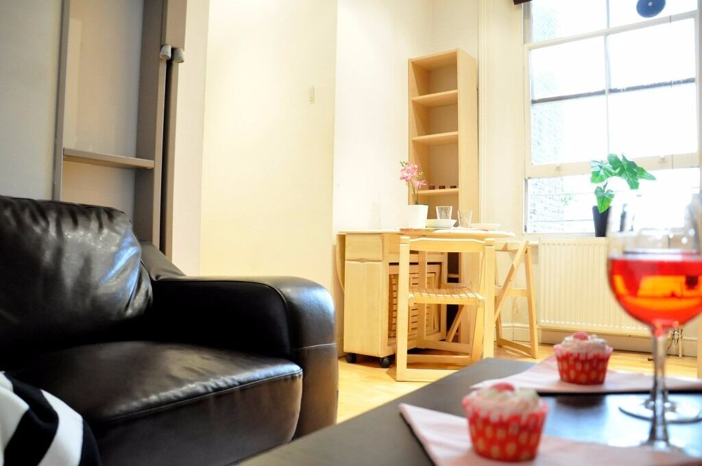 **CENTRAL LONDON** SHORT LET** ALL BILLS INCLUDED **IDEAL FOR STUDENTS **NOTTING HILL**