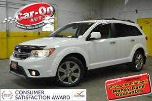 2012 Dodge Journey R/T AWD LEATHER HEATED SEATS REMOTE START