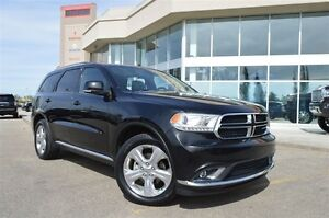 2014 Dodge Durango Limited| Sun| RV Cam| Nav| Leath Heat Seats|