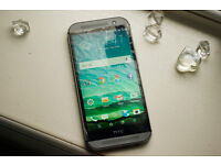 HTC M8 (S) (Perfect condition, Unlocked)