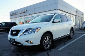 2014 Nissan Pathfinder SL AWD Sunroof  Free Delivery